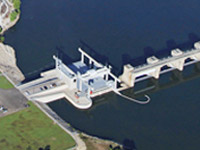 willow island hydroelectric